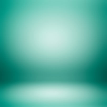 be green: Green room gradient abstract background -  - can be used for display or montage your products