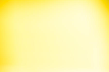 Yellow gradient abstract background