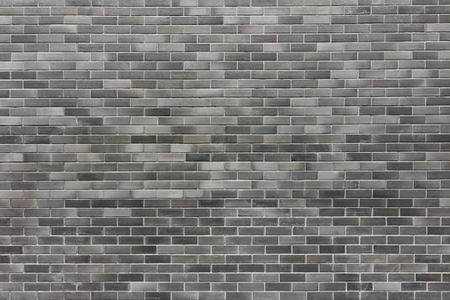 brick texture: Gray brick wall texture for background