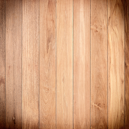 smooth wood: Brown wood panels for background - lomo effect Stock Photo