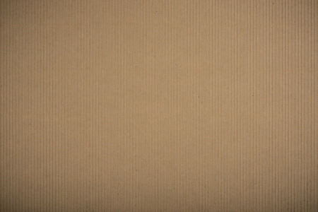 Brown corrugated paper texture for background