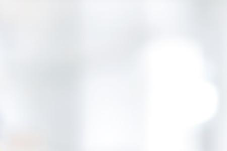 Zusammenfassung Unschärfe weißem Hintergrund