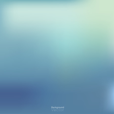 blue gradient: Abstract gradient turquoise and light blue background Illustration