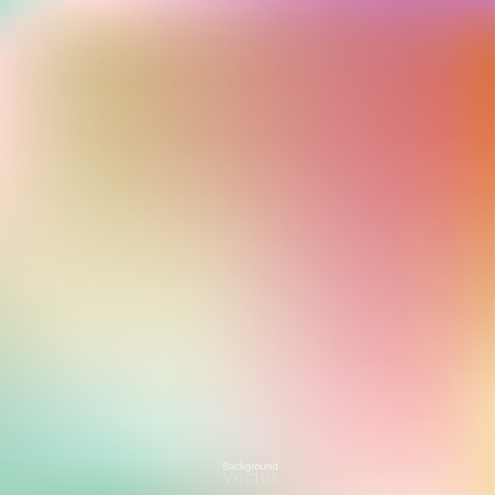 Abstract mixed pastel colors for background