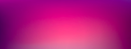 Colorful gradient pink magenta abstract banner background Imagens
