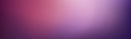 Abstract blend mixed gradient purple pink banner background