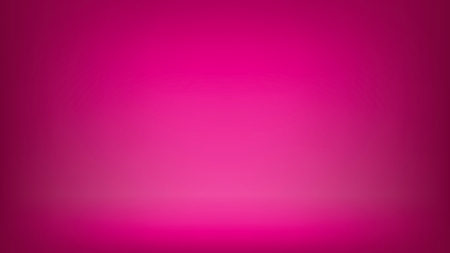 Colorful bright magenta pink abstract background with radial gradient effect