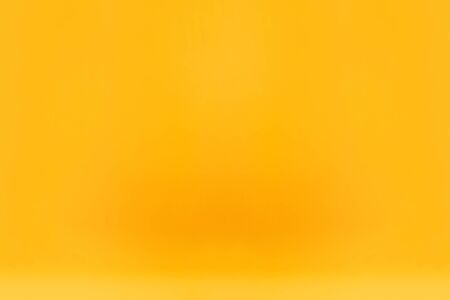 Smooth simple yellow gradient yellow abstract bakground