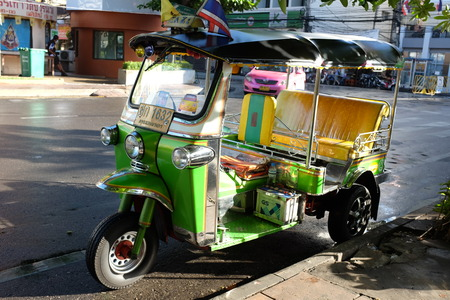 tuktuk: TUKTUK