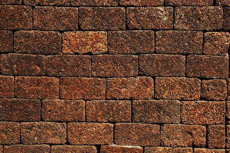 Traditional Stone Brick Wall made of fragment stones in irregular shapes Stock Photo - 11314177