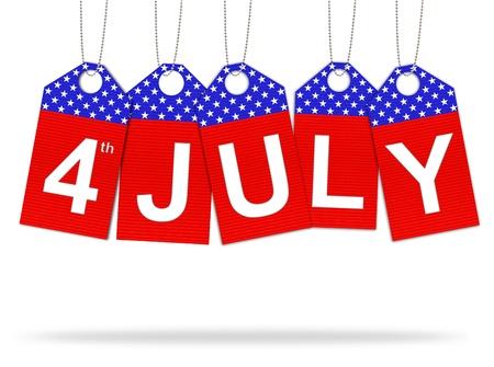 Le quatrième jour de l'indépendance Juillet