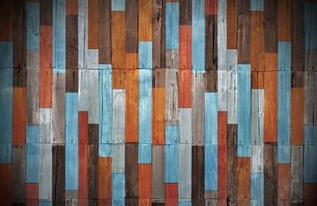 wood planks: Wood material background for Vintage wallpaper Stock Photo