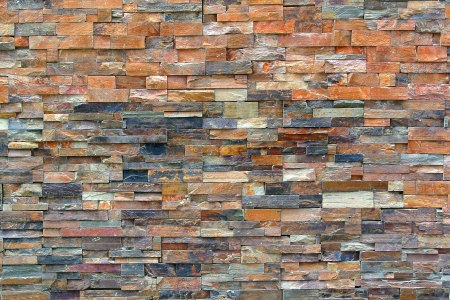floor level: Brick wall stone backgrounds texture