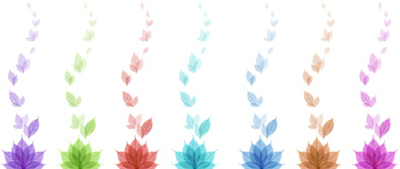 Skeleton leaf abstract background Stock Photo - 14809359