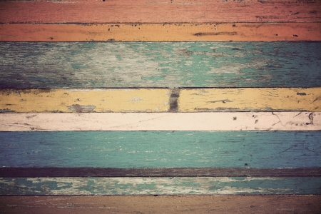 weathered: Wood material background for Vintage wallpaper Stock Photo