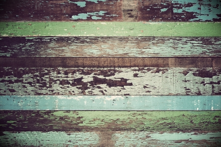 weathered wood: Wood material background for Vintage wallpaper Stock Photo