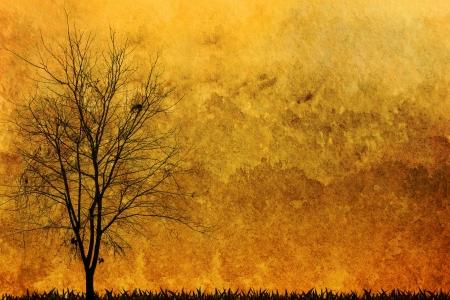 demonic: Halloween background  Stock Photo