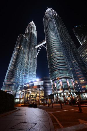 kuala lumpur city: Petronas Towers  in Kuala Lumpur
