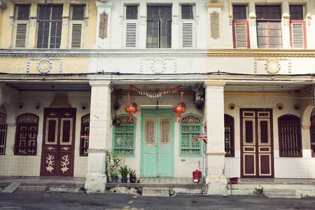 casa colonial: Casas Coloniales, Georgetown, Penang, Malasia