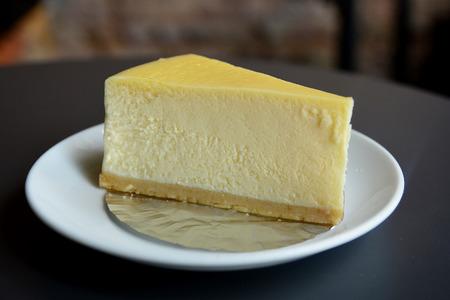 Cheesecake slice Stock fotó