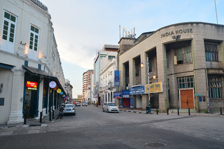 georgetown: Georgetown, Penang, Malaysia