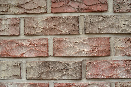 Brick textured wall background image