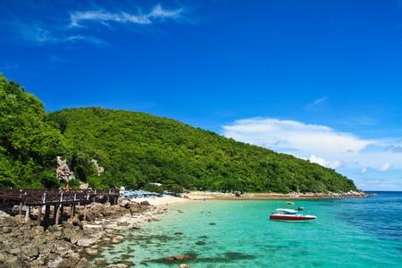 Lan Island. Thailand. photo