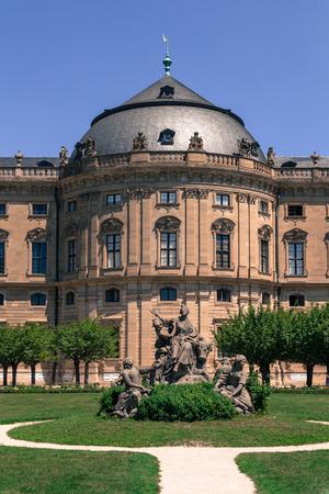 residence: wurzburg residence