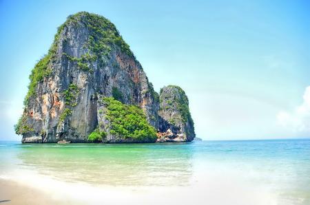 krabi: Krabi Beach