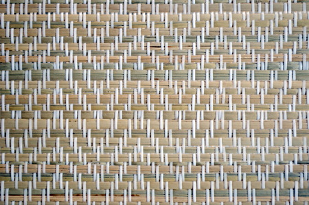 placemat: Bamboo Woven Placemat