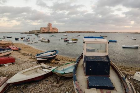 trapani: Trapani, Sicily Island, Italy Stock Photo