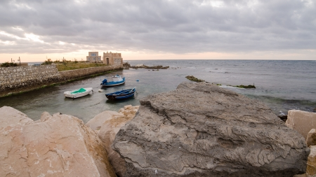trapani: Trapani, Sicily Island, Italy Stock Photo