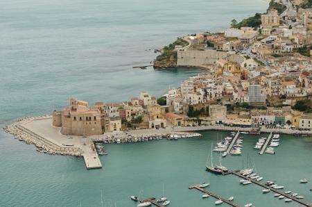 castellammare del golfo: Castellammare del Golfo, Sicily, Italy