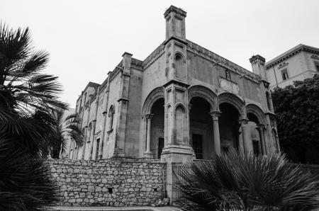 catena: Church Santa Maria della Catena in Palermo, Sicily, Italy