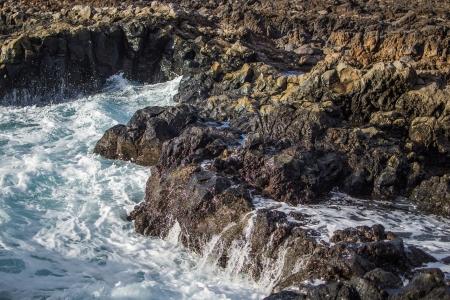 Waves of the ocean