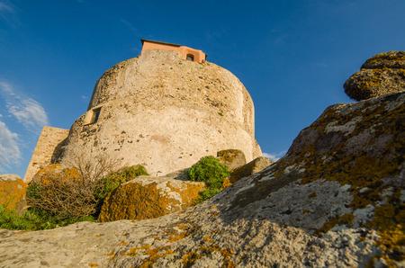 San Giovanni di Sinis, Sardinia, Italy photo
