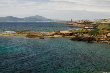 Coast of Alghero, Sardinia Island, Italy