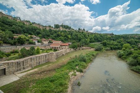 tarnovo: Veliko Tarnovo, the historical capital of Bulgaria Editorial