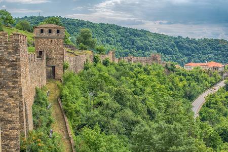 veliko: Veliko Tarnovo, the historical capital of Bulgaria Editorial