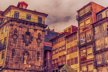 Porto, Portugal: the old town