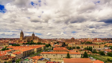 Salamanca, Spain: The old town and the New Cathedral, Catedral Nueva