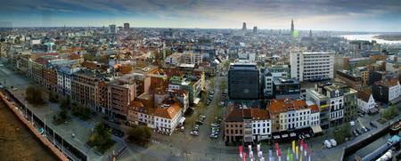 antwerp: Antwerp, Belgium in 2015