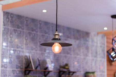 Ceiling light,hanging round light bulb,light bulb interior