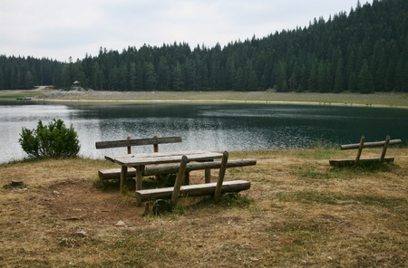 provincial forest parks: vacation at the lake