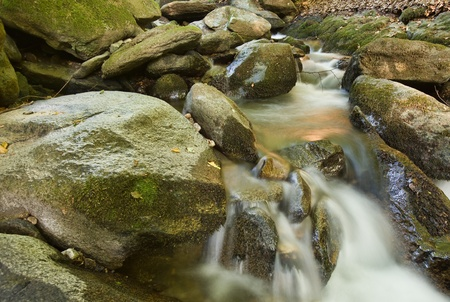 rock creek: rocks water