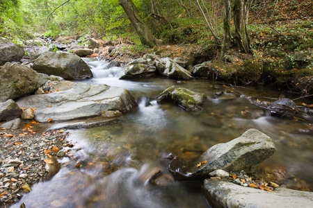 Mountain Stream Stock Photo - 10571083