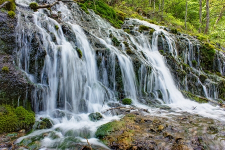 mountain stream Stock Photo - 14701226