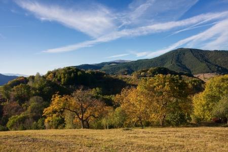 Beautiful landscape the mountain Stock Photo - 16380649
