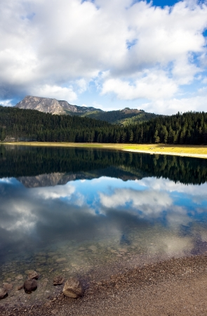 The lake Stock Photo - 17868871