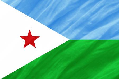djibouti: Flag of Djibouti